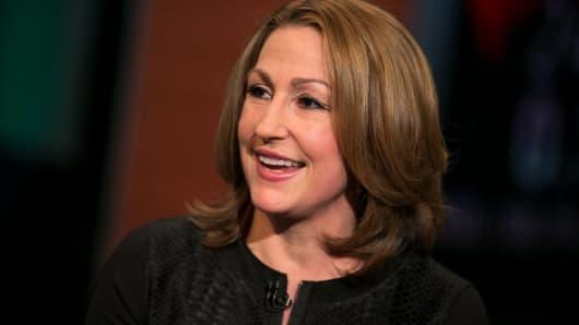 Heather Bresch, CEO of Mylan.
