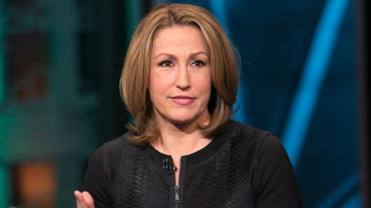 Heather Bresch, CEO of Mylan.
