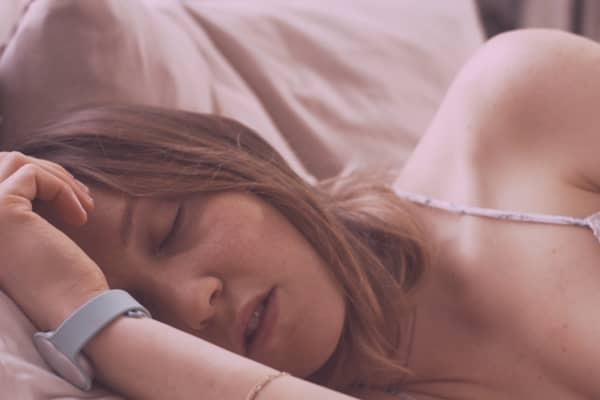 The user wears Ava only while she is sleeping.