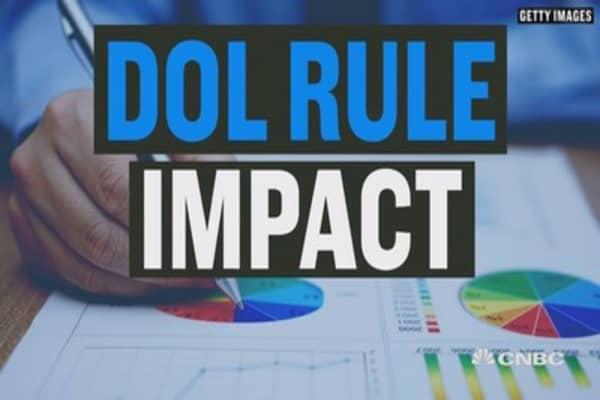 DOL rule impact