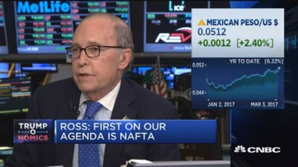 Kudlow: Do corporate tax reform right away