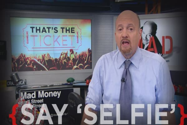 Cramer Remix: The under-the-radar winner of Snap's IPO