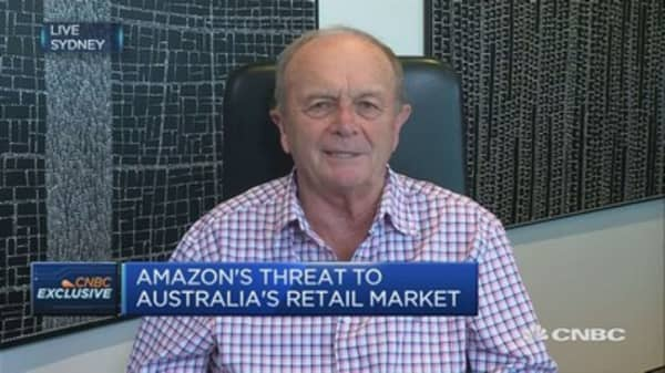 Amazon is wreaking havoc across the world: Harvey Norman chairman