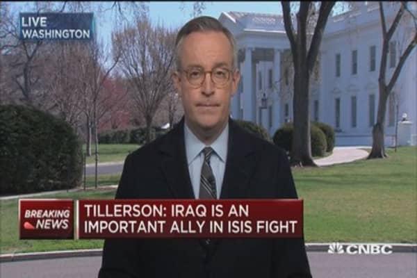 Tillerson: Revised order will bolster security