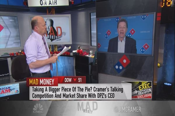 Domino's CEO reveals how it smoked the pizza competition last quarter