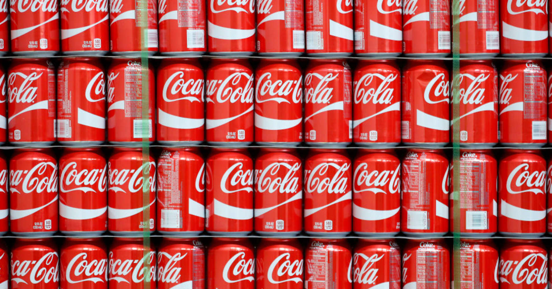 coca cola wants to collect and recycle 100 of its packages by 2030