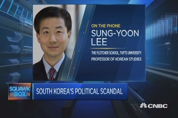 Too soon to call watershed moment in South Korea: Pro