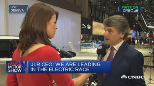 Europe is our most important market: JLR CEO