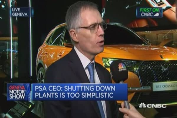 PSA Group CEO: We will unleash potential of Opel