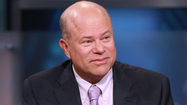 David Tepper,  founder and president of Appaloosa Management.