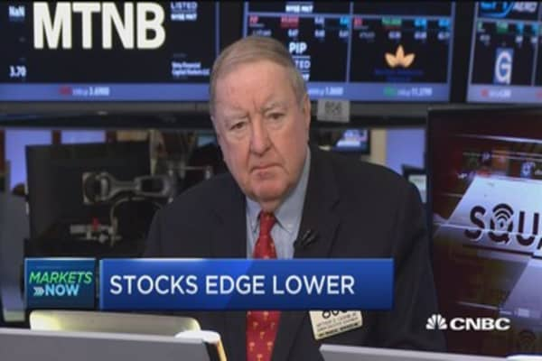 Cashin: Trump tweets on wiretapping took some goodwill out of markets