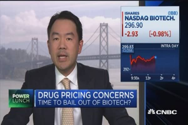 Analyst: Not 'worst case scenario' for drug industry