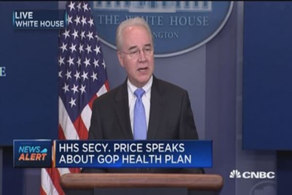 Price: Goal is patient-centered health care