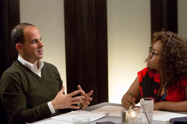 "Marcus Lemonis during the season premiere of CNBC's ""The Partner."""