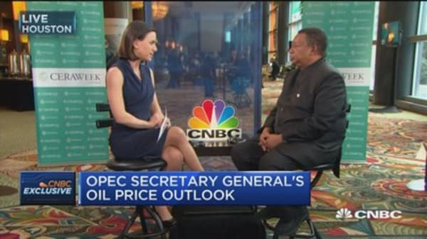 OPEC secretary general on Trump administration: So far, so good