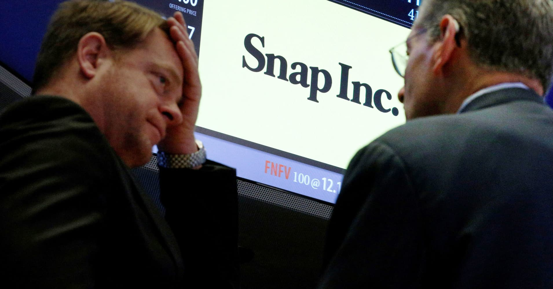 Snap craters 10% after BTIG's Greenfield cuts target to $5: 'We are tired of Snapchat's excuses'