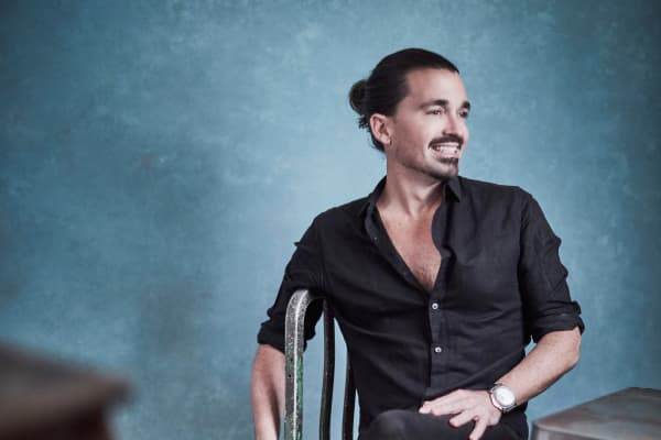 "Sidney Torres of ""The Deed"" came from humble beginnings, but worked hard and now has a multimillion-dollar real estate empire."