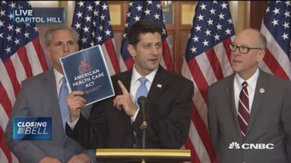 Ryan: Bill gives you more control of your health care