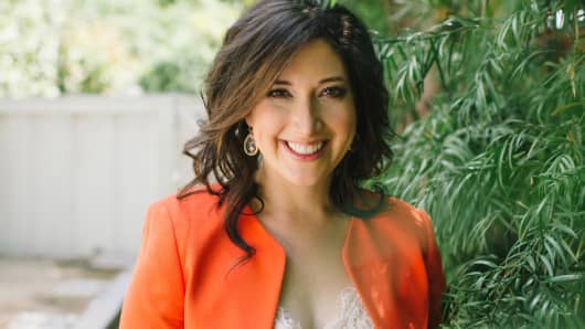 Randi Zuckerberg: 'Stay hungry'