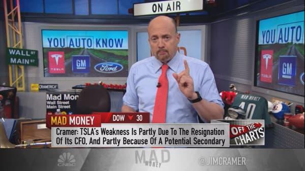 Ford, GM race around Tesla's bumpy road