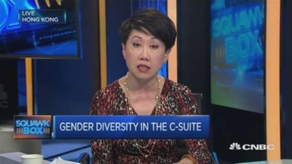 Gender diversity on Hong Kong boards improves