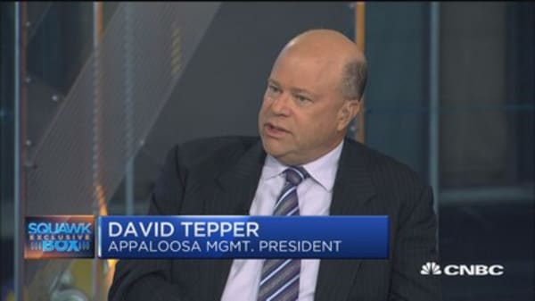 David Tepper: I don\'t see a downside for business from Trump and GOP ...