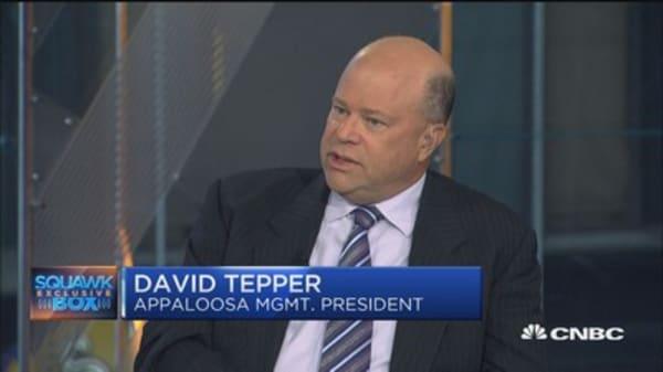 GOP win released 'animal spirits': David Tepper