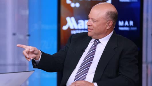 David Tepper,  founder and president of Appaloosa Administration.
