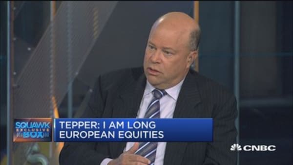 Don't believe ECB's 'fake news': David Tepper