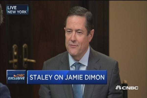 Barclays CEO: We'll settle with DoJ if treated fairly