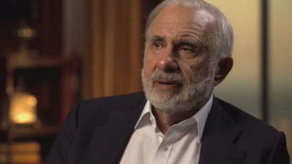 A watchdog group is calling on lawmakers to investigate Icahn's role with the president