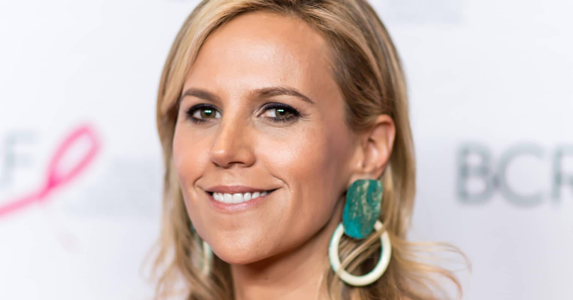 Tory Burch says women at work should embrace their career ambitions.