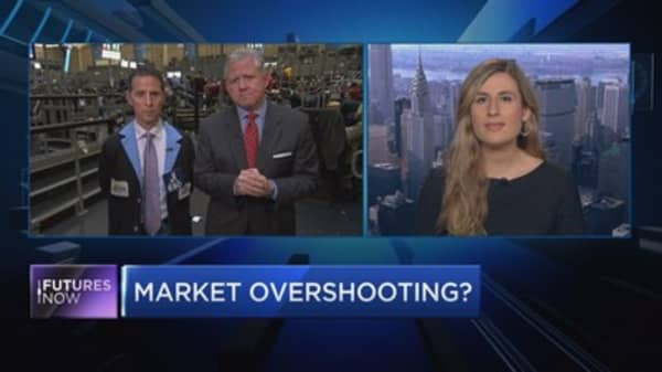 JPM Strategist: This is the next 'meteorite' to hit U.S. markets