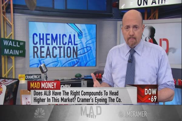Cramer: Top sector you should pile into as the economy strengthens