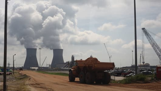 Atomic plant Vogtle, is a 2-unit nuclear power plant located in Burke County, near Waynesboro, Georgia, U.S.