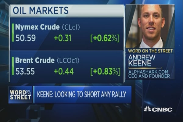 No reason to justify long on oil price: Trader