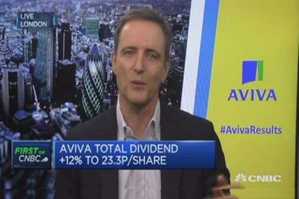 Aviva CEO: Had best general insurance result in 11 years