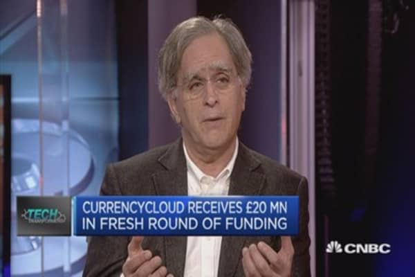 Funding to be used to fuel company's growth: CurrencyCloud
