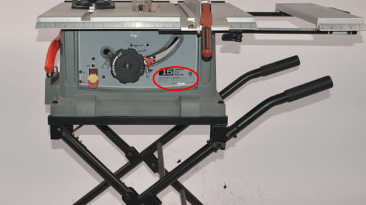 Craftsman Portable Table Saws made by Rexon recalled due to laceration and impact injury hazards; sold exclusively at Sears.