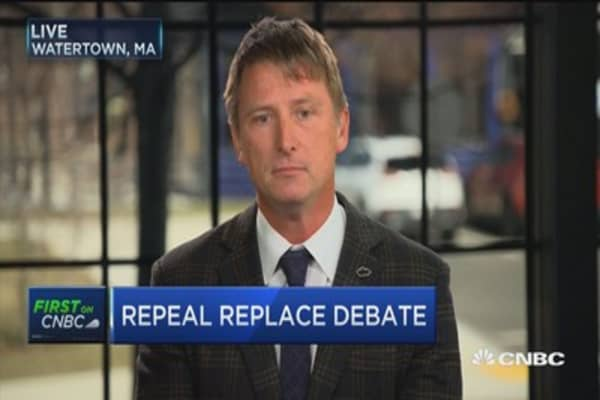 Athenahealth CEO on repeal & replace debate