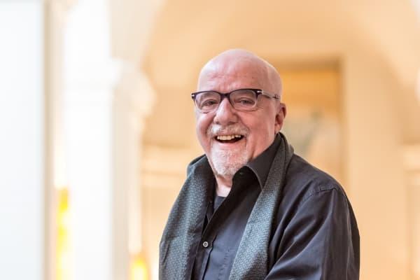 Writer Paolo Coelho