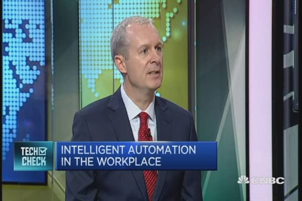 Automation a friend, not foe, of workers: ServiceNow