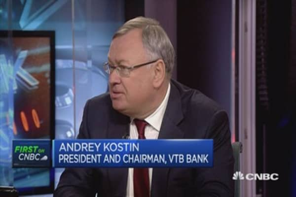 Russians are ready to work with Trump: VTB bank Chair