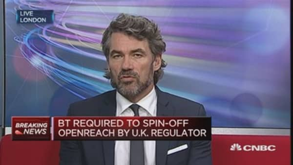 Openreach separation would have created huge dis-synergies: BT CEO