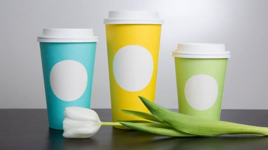 Starbucks New Spring Cups Are Not Easter Cups