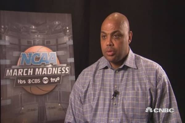 Charles Barkley: Right now reality sucks