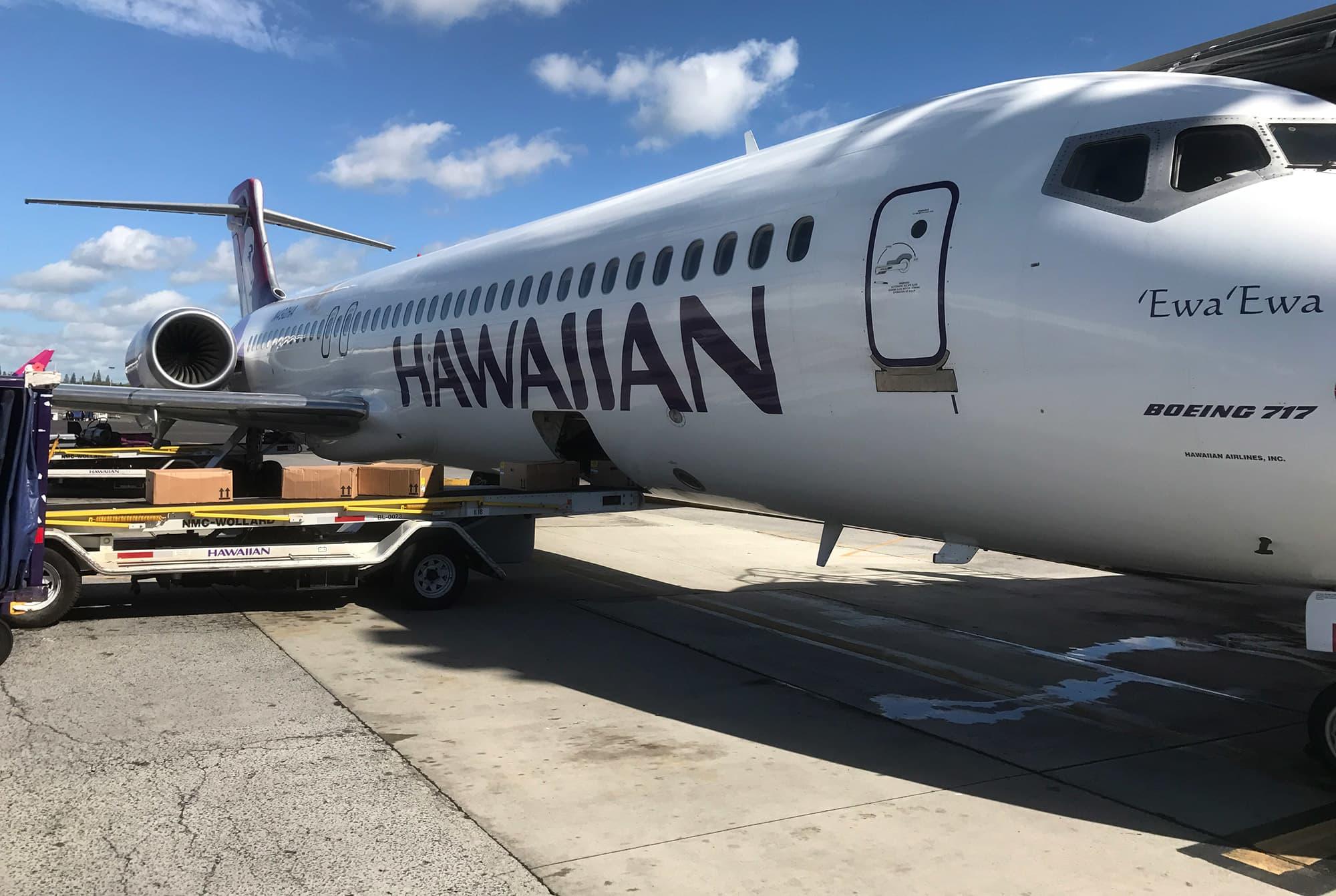 Hawaiian airlines looks to asia us east coast for growth colourmoves