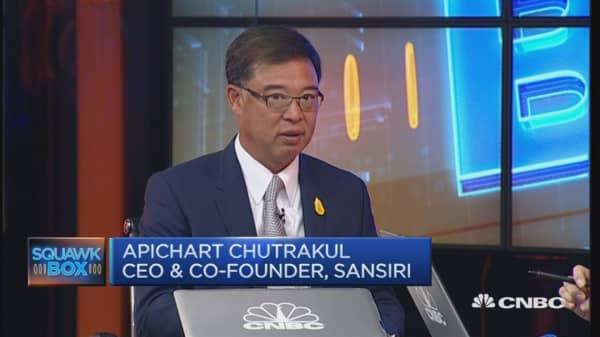 Thailand's Sansiri makes the push overseas