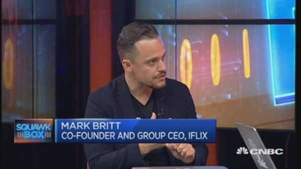 We want to be cheaper than pirated DVDs: Iflix CEO