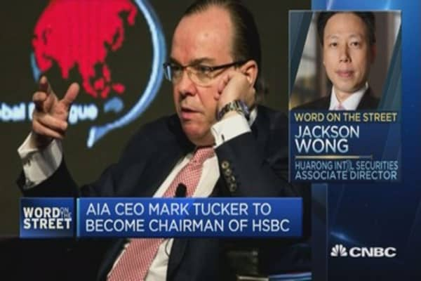Mark Tucker will bring new energy to HSBC: Analyst